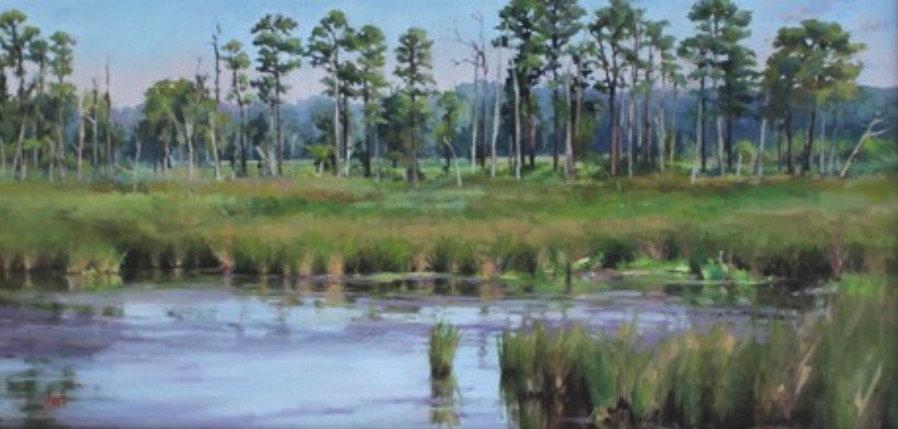 Marsh by Lani Browning