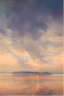 View from Sycamore Point by Lani Browning