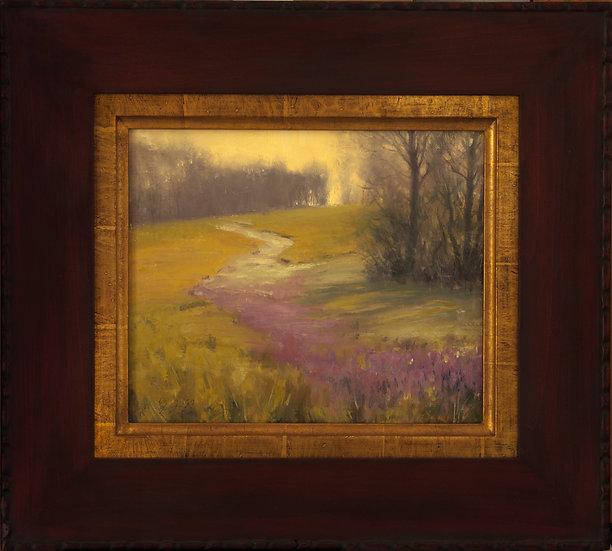 Purple Wisps by Eleinne Basa
