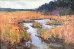 Island Road Odyssey by Valerie Craig