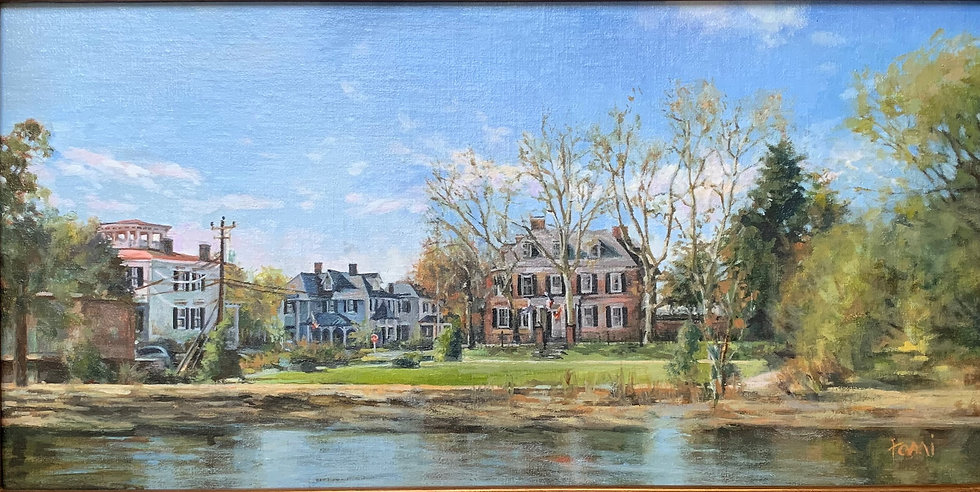 Chestertown by Lani Browning