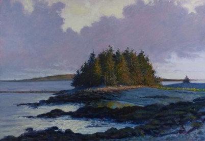 Pine Island by Philip Carroll