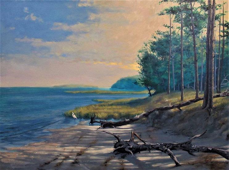 Serenity by John Eiseman