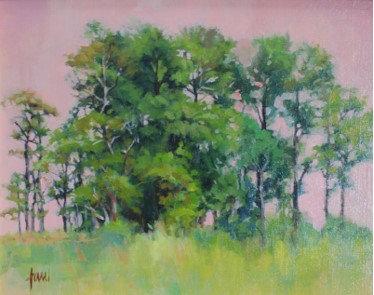 Pine Study by Lani Browning