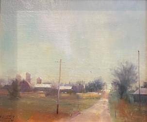 Country Road by Eleinne Basa