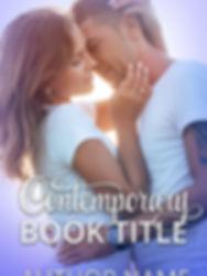 Contemporary Book Cover