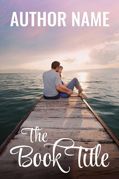 premade contemporary romance book cover