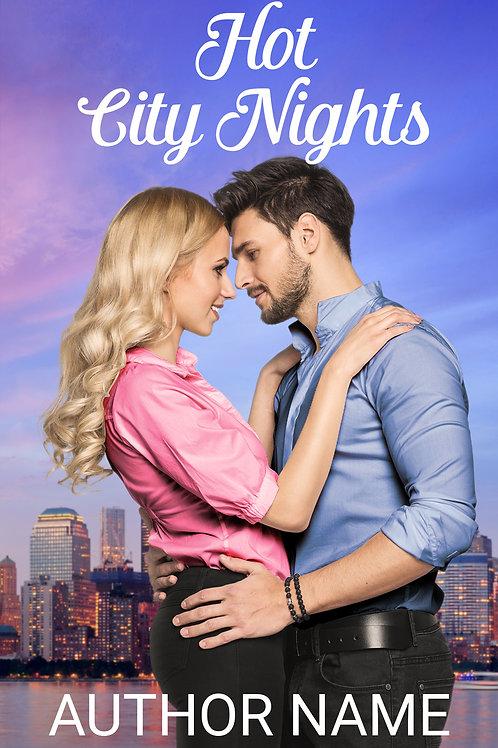 romance pre-made book cover