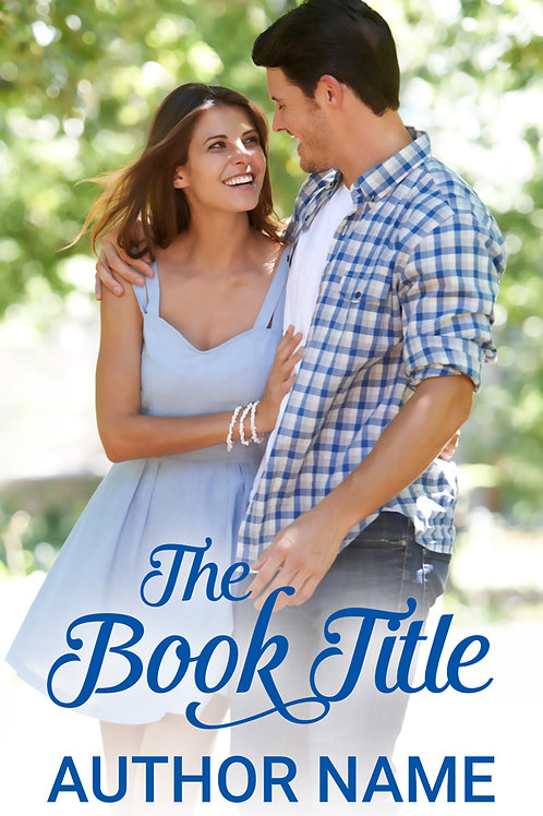 premade contemporary romance book cover