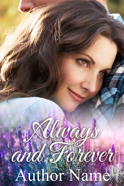 romance premade book cover