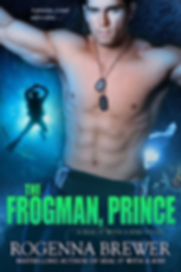 The Frogman, Prince by Rogenna Brewer