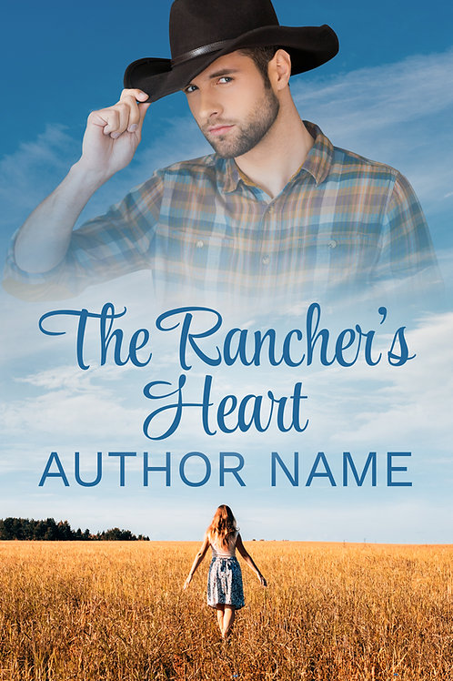 contemporary romance premade book cover