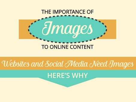 Why Use Images in Online Content? [Infographic]