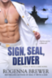 Sign, SEAL, Deliver by Rogenna Brewer