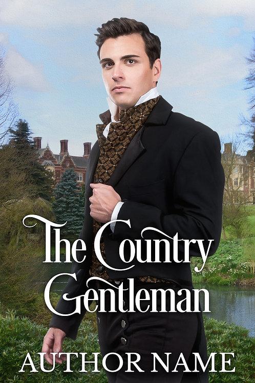 historical regency premade book cover