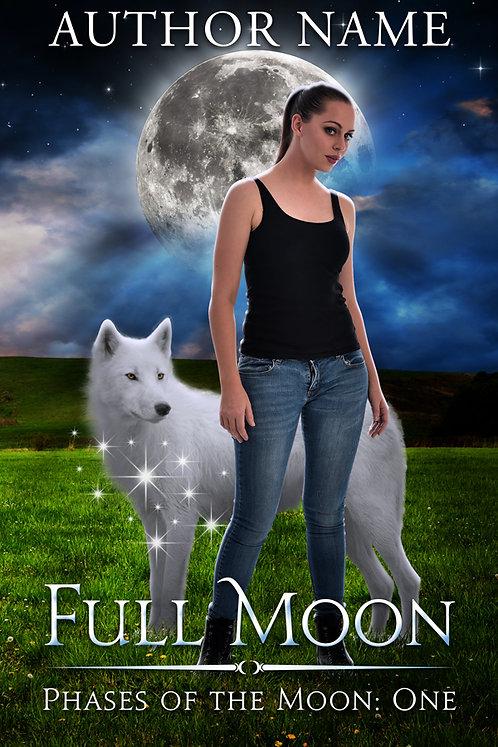 Paranormal Premade Book Cover