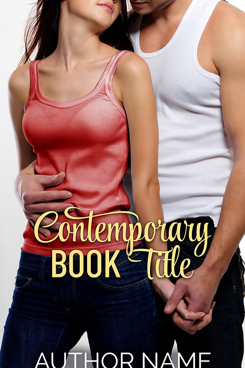 pre-made new adult book cover design