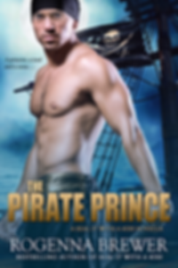 The Pirate Prince by Rogenna Brewer