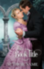 Regency Romance Book Cover