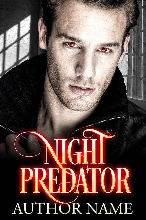 Paranormal Premade Book Cover