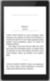 book formatting
