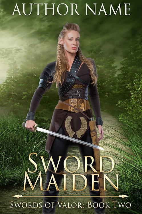 premade book cover fantasy