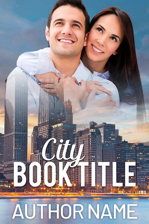 contemporary city book cover