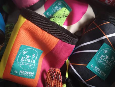 Les nouveaux sacs d'indices by Redeem Equipment sont arrivés!!