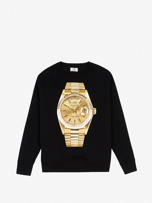 Holiday Pack M030 On Time Sweater
