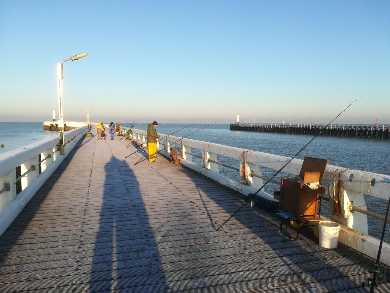 Wedstrijd staketsel Nieuwpoort