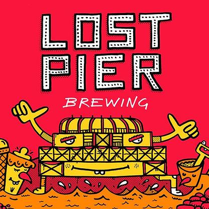 Lost Pier Logo