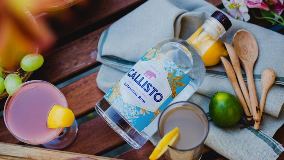 RUM REVIEW: Callisto California Dry Botanical Rum ($35)