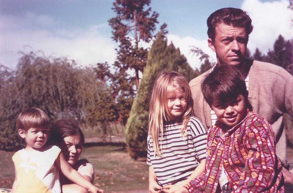 Ponzi family in the 1970s