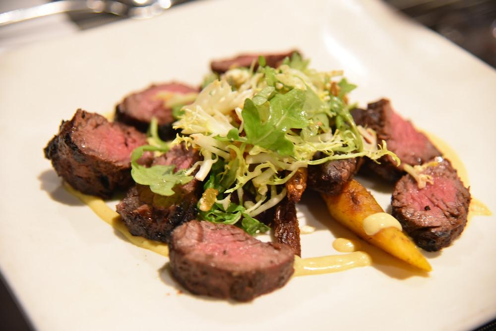 Hanger Steak at Taste Kitchen