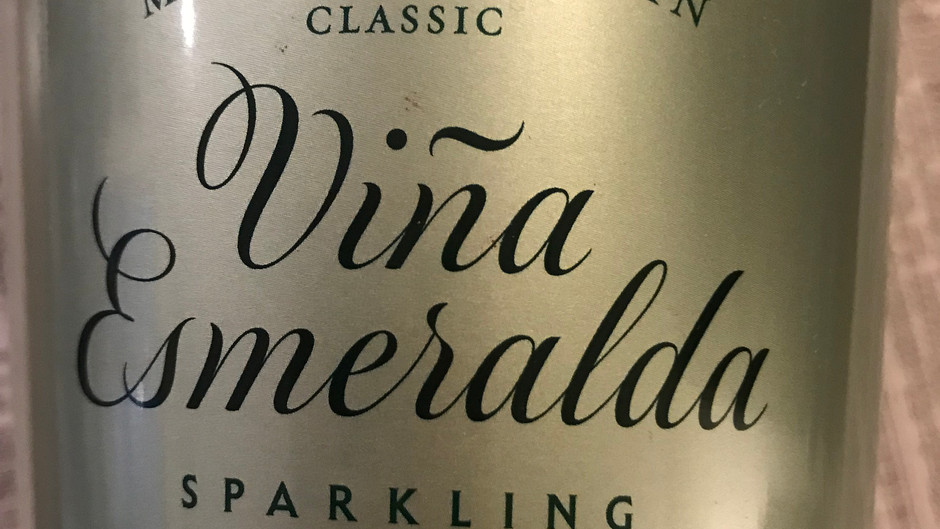 WINE REVIEW: Vina Esmeralda 2018 Sparkling Wine, Catalunya, Spain ($21)