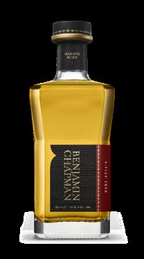 Benjamin Chapman Releases New Whiskey ($36)