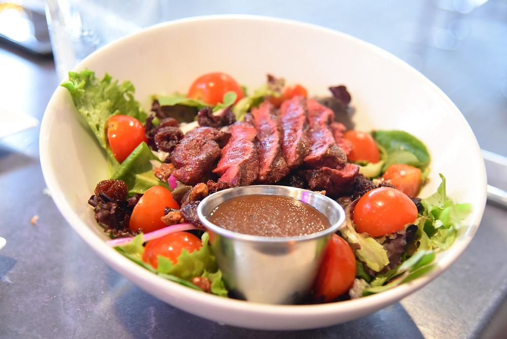 Tenderloin Steak Salad