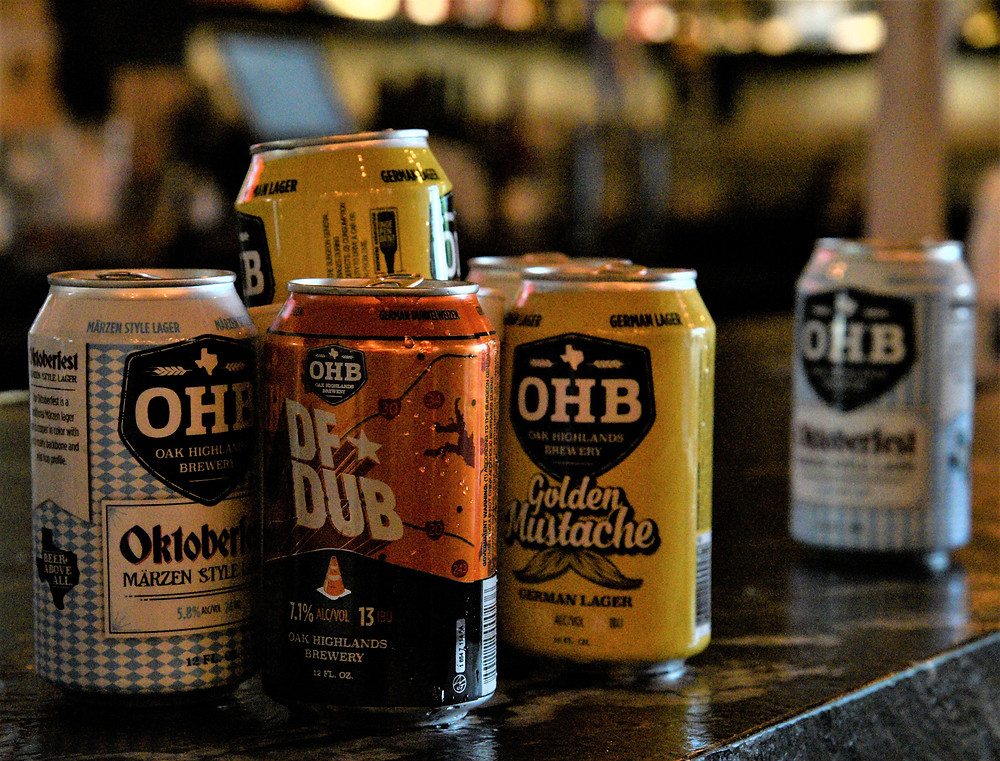 Stay lubricated with local brewer Oak Highlands Brewery