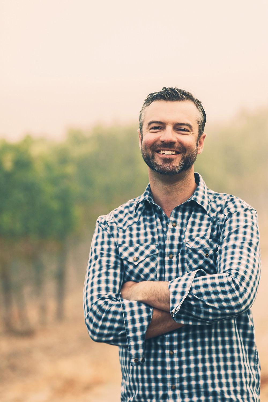 Matt Revelette, incoming Siduri winemaker