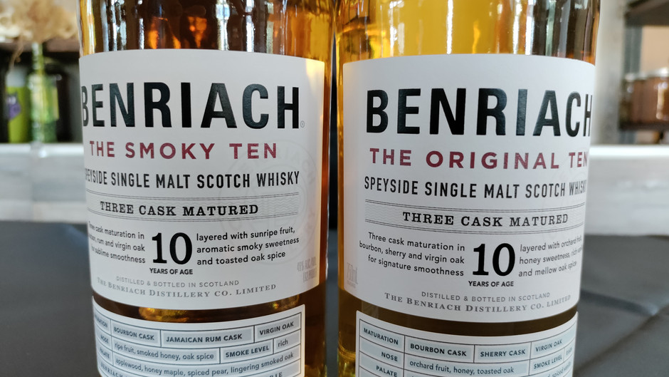 Benriach Expresses The Aromas and Flavors of Speyside