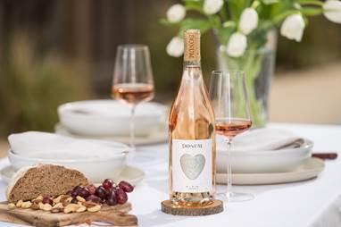 WINE REVIEW: Donum 2020 Rosé of Pinot Noir, Carneros, CA ($50)
