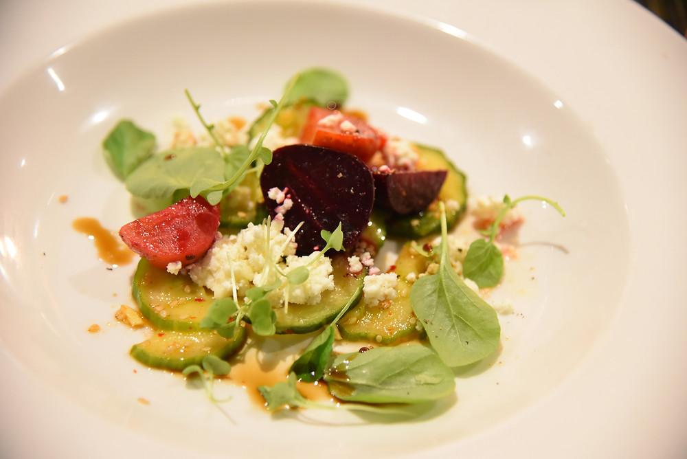 Beet Salad at Taste Kitchen