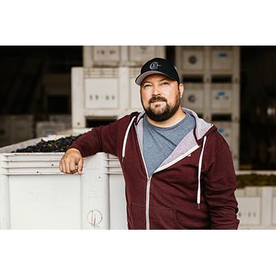Winemaker Nathan Carlson