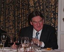 Hugh Johnson in 1983 (Creative Commons)