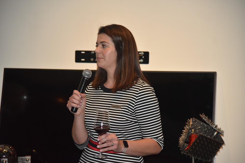 Jordan Associate Winemaker, Maggie Kruse, discusses the 2015 Cabernet Sauvignon