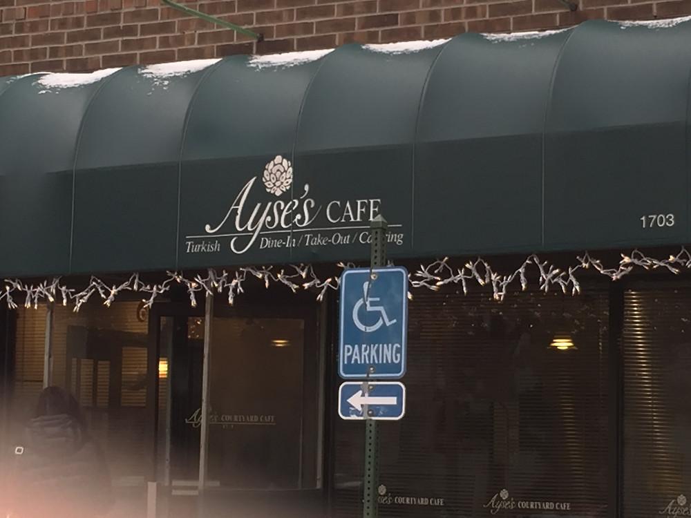 Ayse's Turkish Café