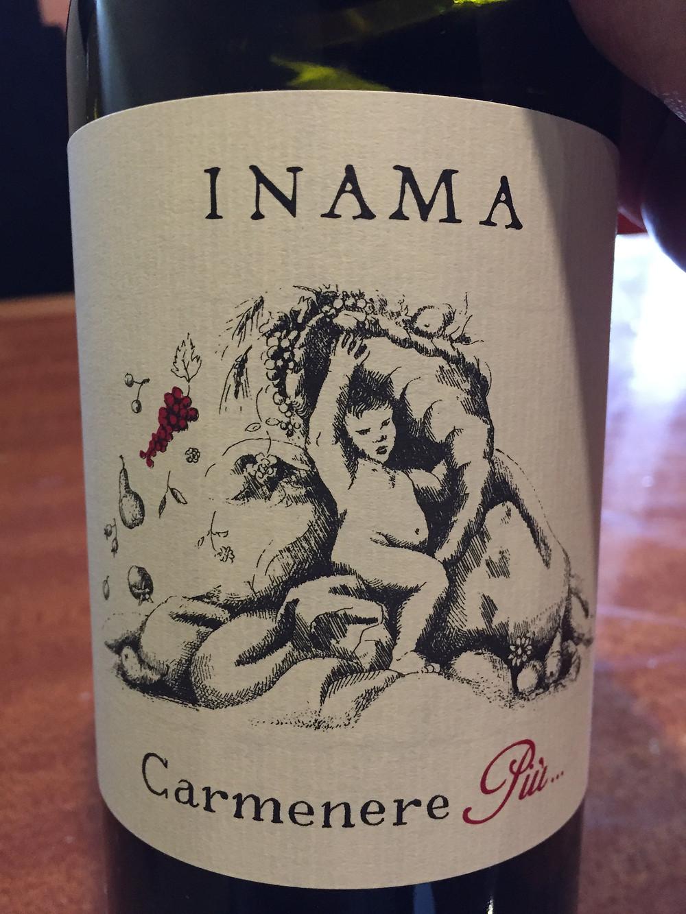 "2015 Inama ""Carménère cPiu"" Veneto Rosso IGT"
