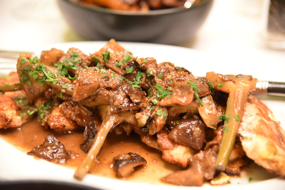Beef Bourguignon at Standard Bistro and Larder
