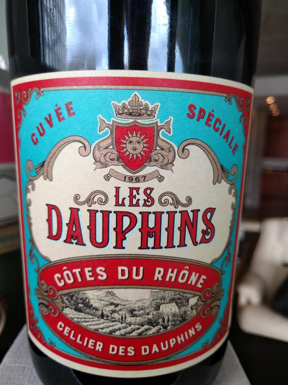Wine Review Cellier Des Dauphins 2018 Cotes Du Rhone Rouge France 12