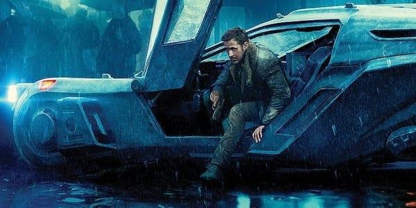Blade Runner 2049 Spinner